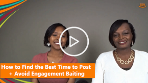 How to Find Best Time to Post + Avoid Engagement Baiting
