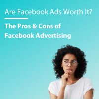 The Pros & Cons of Facebook Advertising