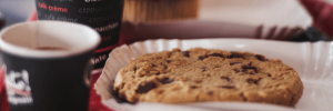 Cookies and Coffee Banner Image