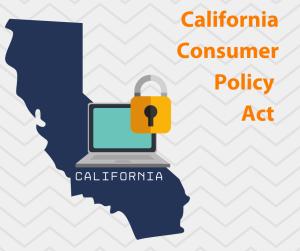 California Consumer Policy Act Blog