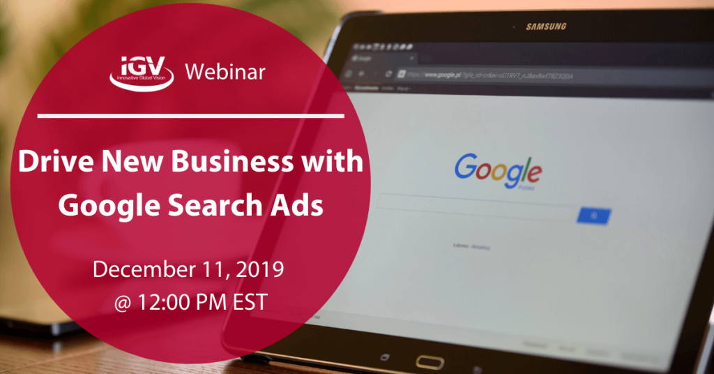 Drive New Business with Google Search Ads