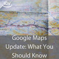 Google Maps Update: What You Should Know