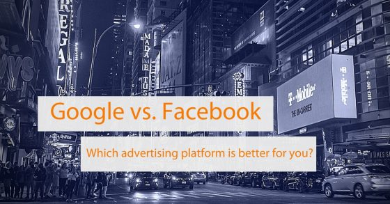 Google vs  Facebook Ads | IGV