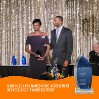 Innovative Global Vision Honored with NSME Excellence Award
