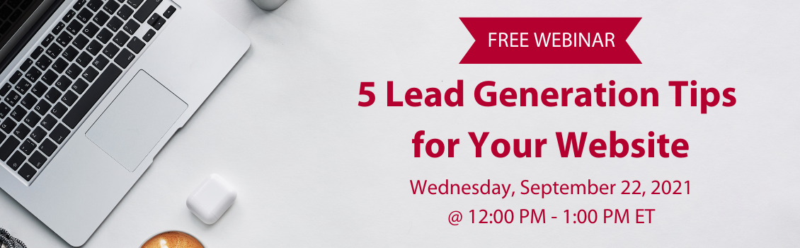 Optimize Your Website For More Leads