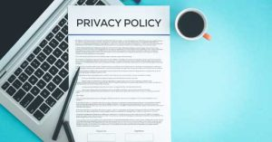 Small Business Website Privacy Policy