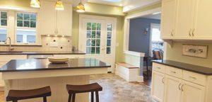 Kitchen in the Daytime