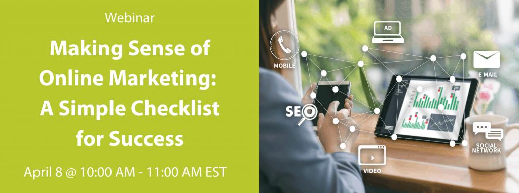 Making Sense of Online Marketing