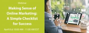 Making Sense of Online Marketing Banner