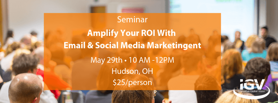 Amplify Your ROI With Email & Social Media Marketing