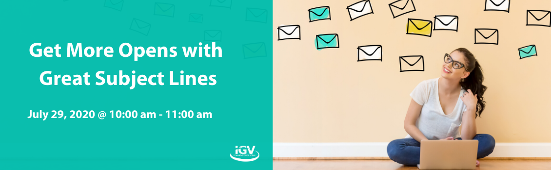 Get More Opens with Great Subject Lines