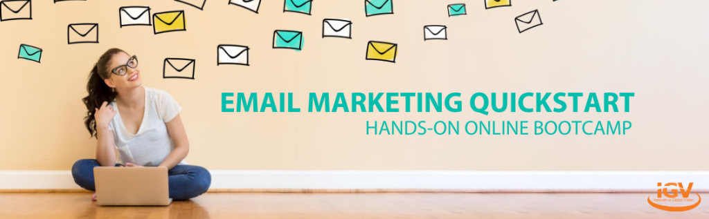 email marketing quickstart bootcamp