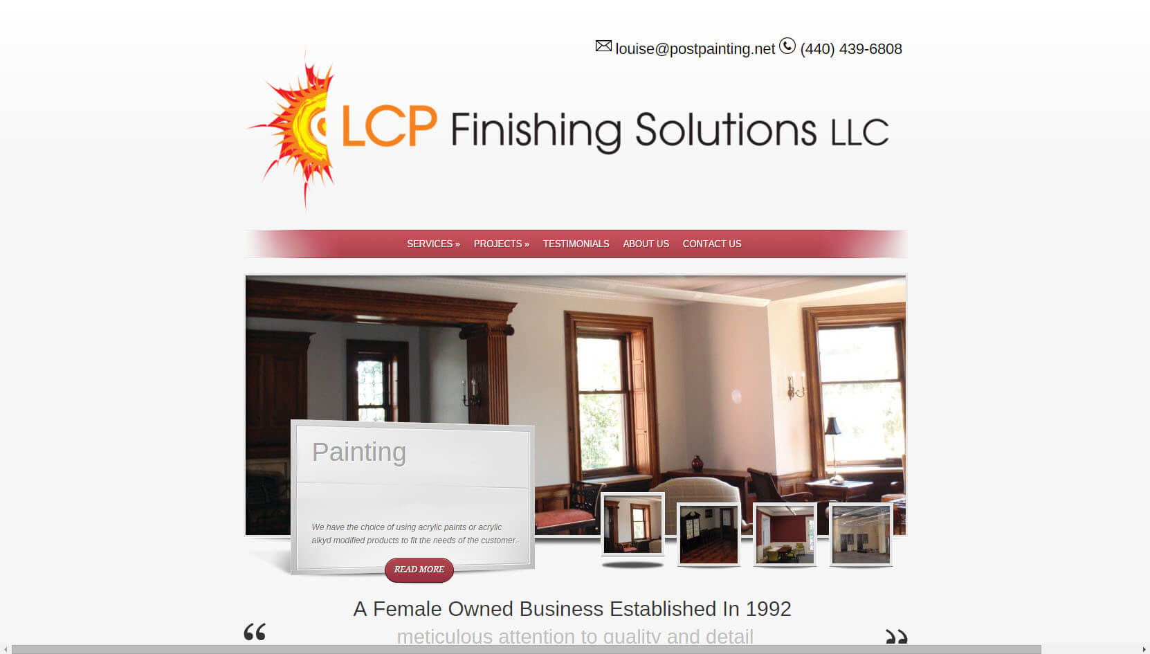 LCP Finishing Solutions LLC