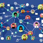 social-network-building-online-community