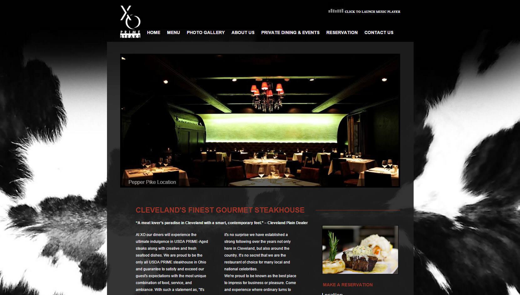 XO Prime Steaks